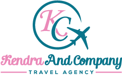 Kendra and Co. Travel Logo
